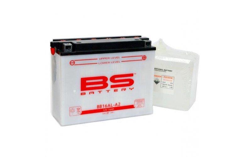 Μπαταρία BS BATTERY ανοικτού τύπου BB16AL-A2