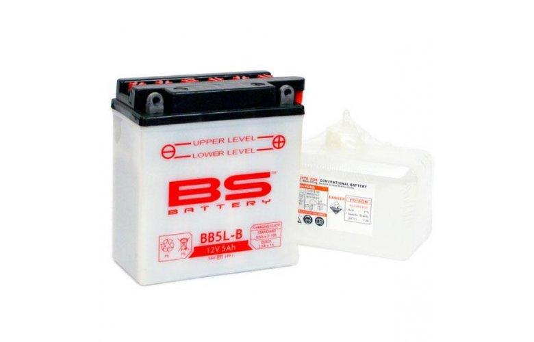 Μπαταρία BS BATTERY ανοικτού τύπου BB5L-B