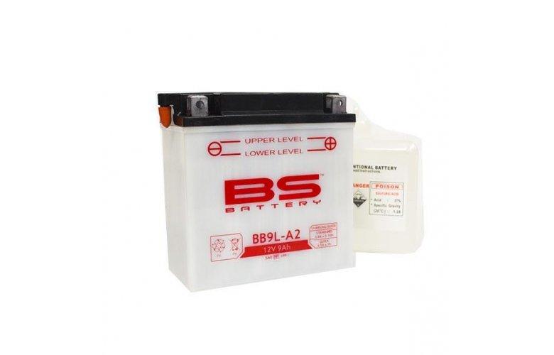 Μπαταρία BS-BATTERY ανοικτού τύπου BB9L-A2