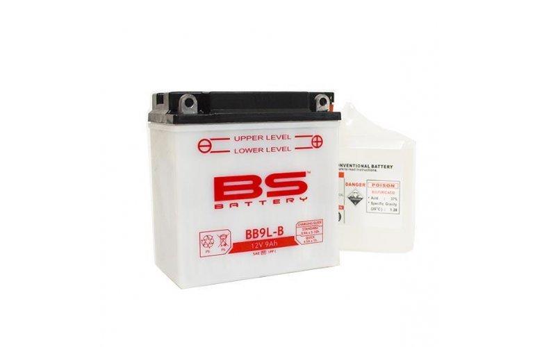 Μπαταρία BS-BATTERY ανοικτού τύπου BB9L-B