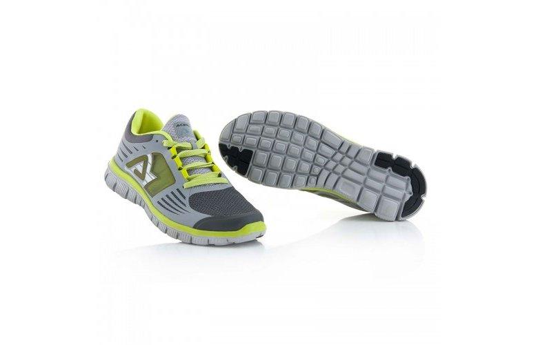 Παπούτσια running Αcerbis Corporate 17806.290 γκρί-κίτρινο