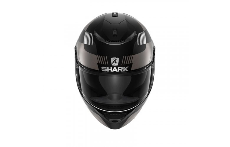 ΚΡΑΝΟΣ SHARK SPARTAN 1.2 STRAD MAT ΜΑΥΡΟ/ΑΣΗΜΙ