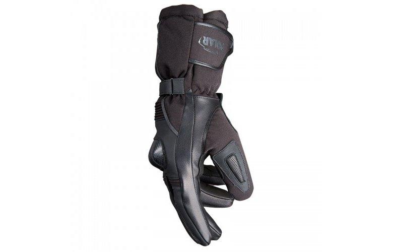 Γάντια Nordcap Polar μαύρο