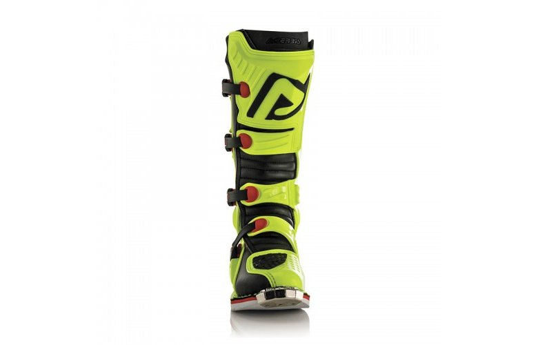 Μπότες Acerbis X-Move 2.0 fluo κίτρινο-μαύρο