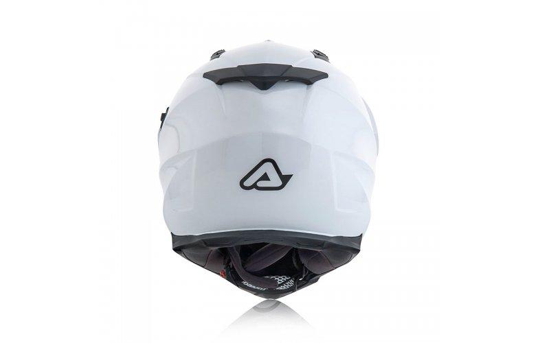 Κράνος Acerbis Flip FS-606 άσπρο