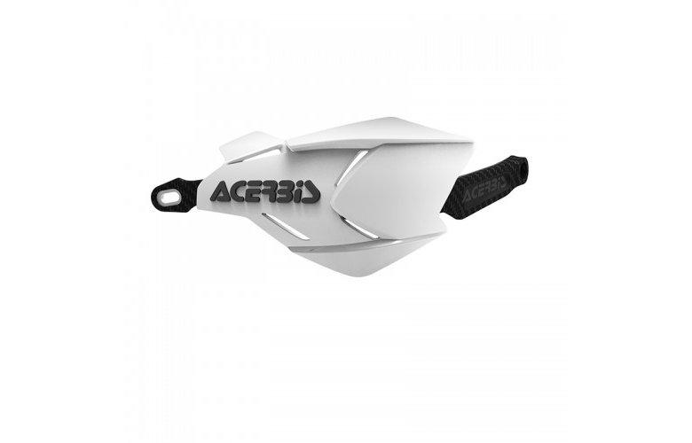 Προστασία χεριών Acerbis X-Factory άσπρο-μαύρο