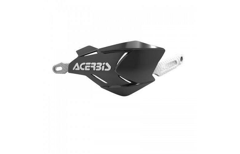 Προστασία χεριών Acerbis X-Factory μαύρο-άσπρο