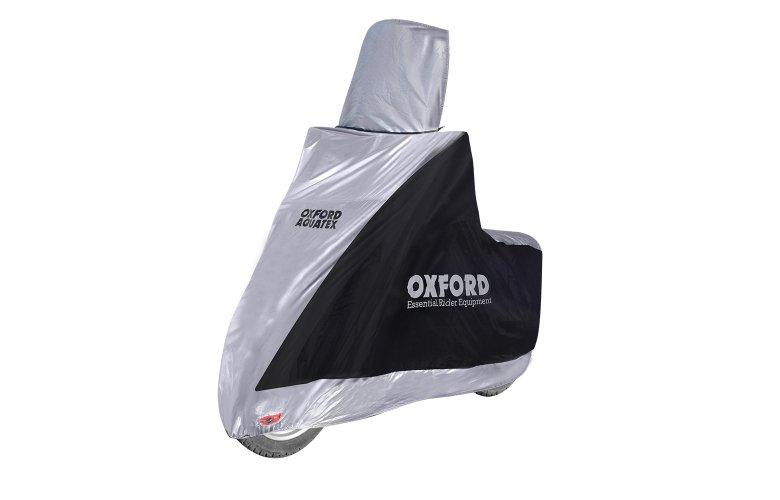 Κάλυμμα μοτοσυκλέτας Oxford Aquatex Highscreen Scooter CV216