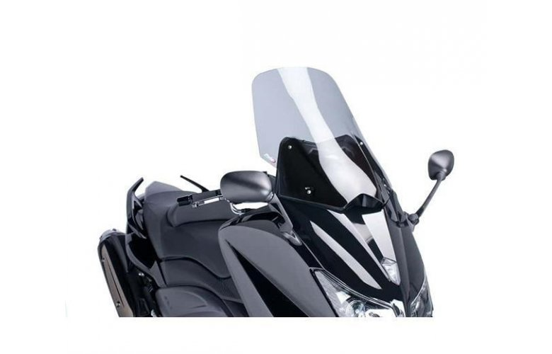 ΠΑΡΜΠΡΙΖ PUIG 6260H V-TECH LINE TOURING SMOKE 590X425MM T-MAX530 12-17