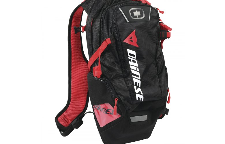 ΣΑΚΙΔΙΟ ΠΛΑΤΗΣ DAINESE D-DAKAR HYDRATION BACKPACK STEALTH-BLACK ΜΑΥΡΟ