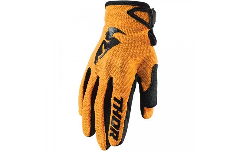 Γάντια MX Thor S20 Sector Orange
