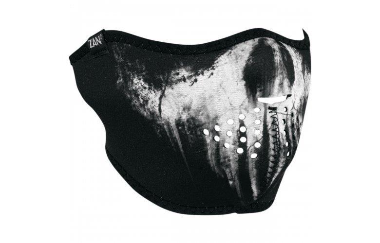 Μάσκα Skull Ghost