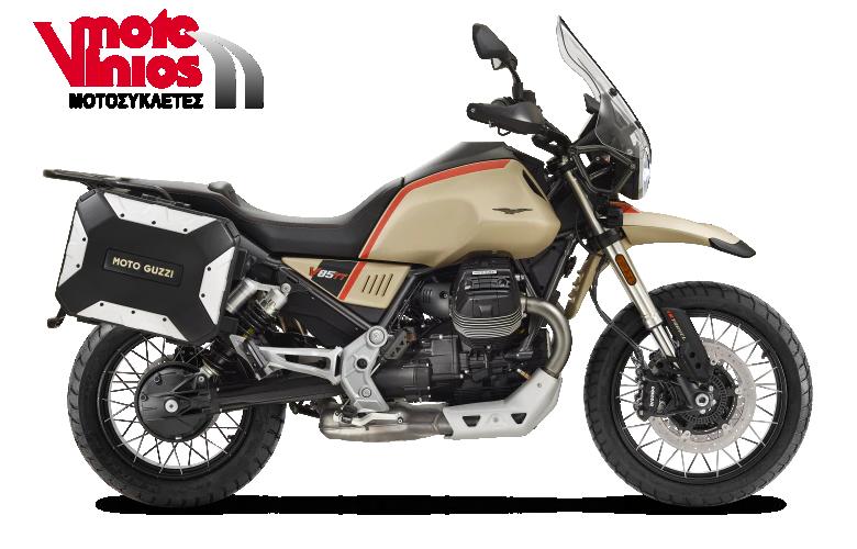 Moto Guzzi V85 Travel