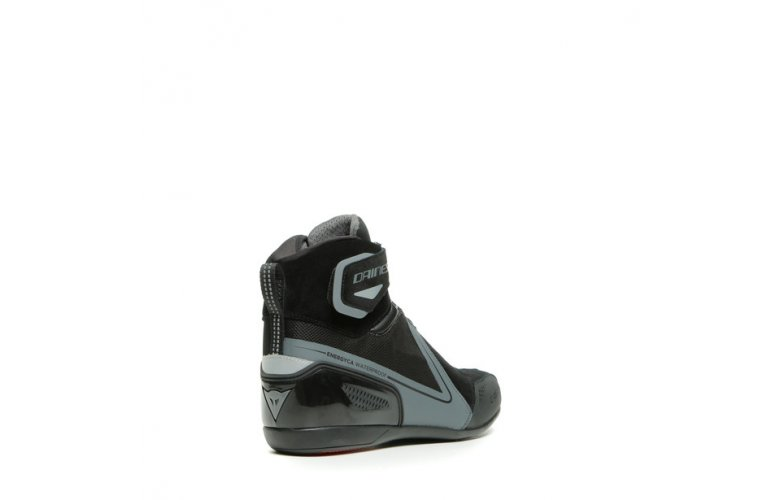 ENERGYCA D-WP SHOES Moto Vinios Black Anthracite
