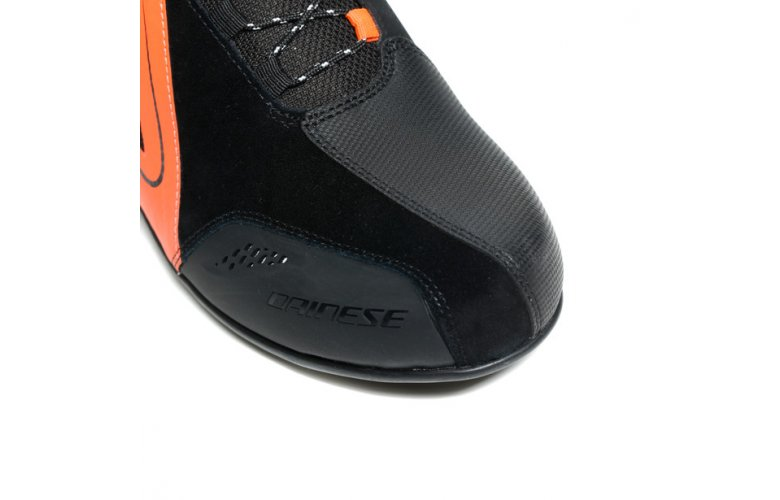 ENERGYCA D-WP SHOES Moto Vinios Black Fluo Red