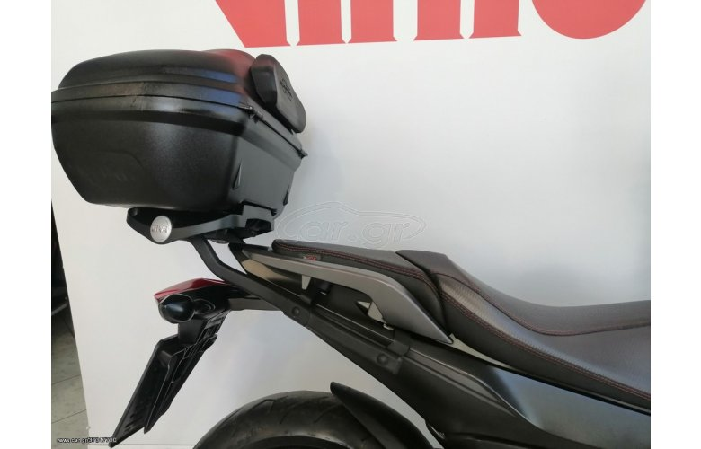 Honda Integra 700 ABS DCT 2013