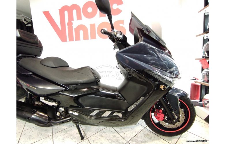Kymco Xciting 300 R 2010