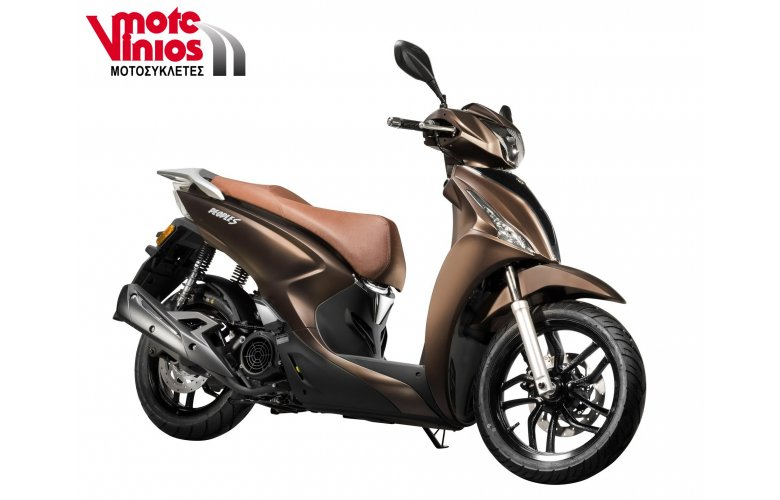 Kymco People 150  New
