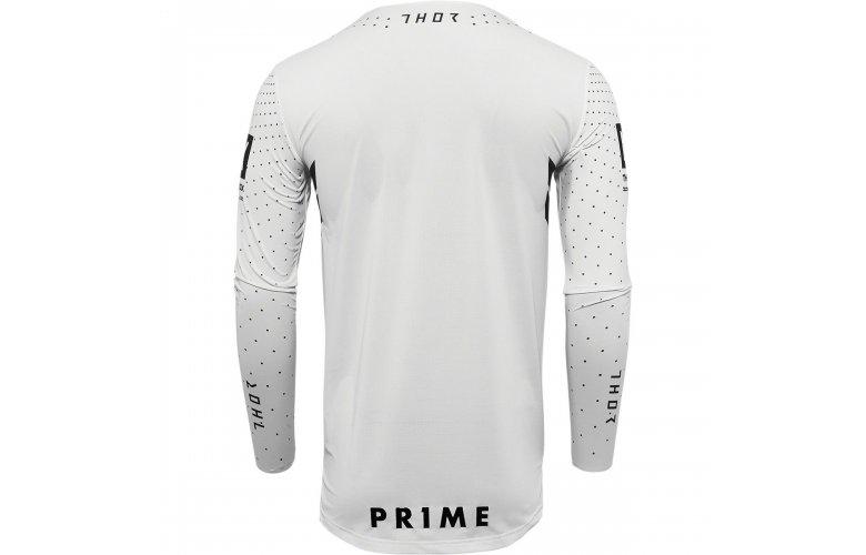ΜΠΛΟΥΖΑ MX THOR PRIME HERO BLACK/WHITE JERSEY