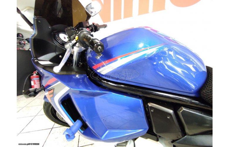 Suzuki GSX650 F 2010