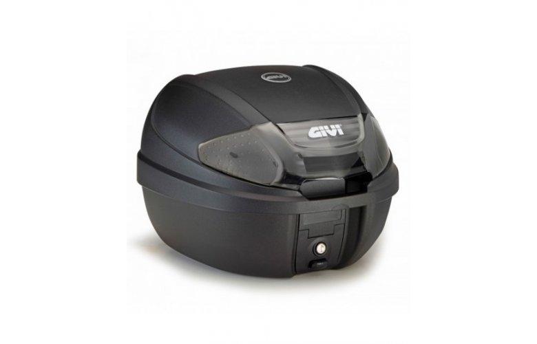 Βαλίτσα 30 λίτρα E300NT2 tech μαύρη micro 2 hinge GIVI