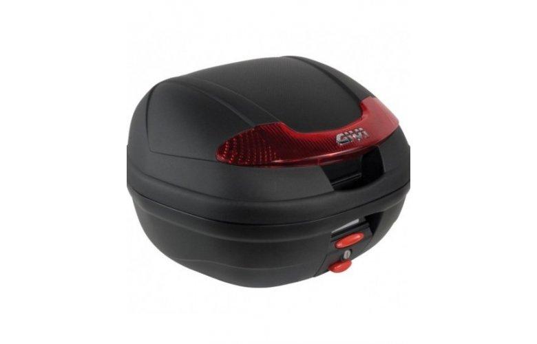 Βαλίτσα 30 λίτρα E340N μαύρη monolock GIVI
