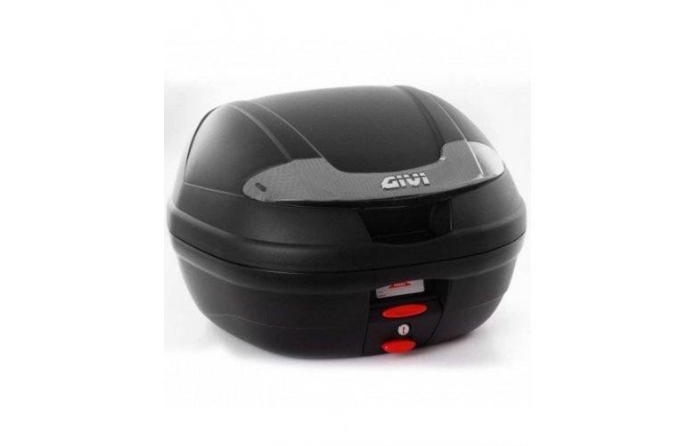 Βαλίτσα 34 λίτρα E340NT tech μαύρη GIVI