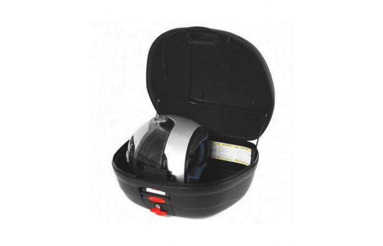 Βαλίτσα 39 λίτρα E370N μαύρη monolock GIVI