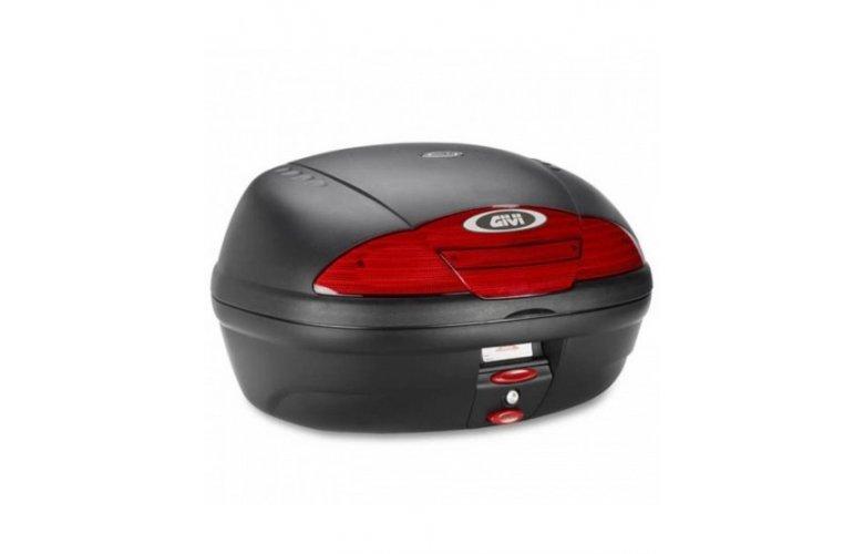 Βαλίτσα 45 λίτρα E450N simply ii μαύρη monolock GIVI