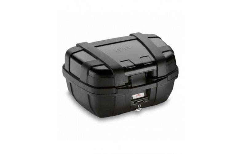 Βαλίτσα 52 λίτρα TRK52Β μαύρη-αλουμινίου monokey GIVI
