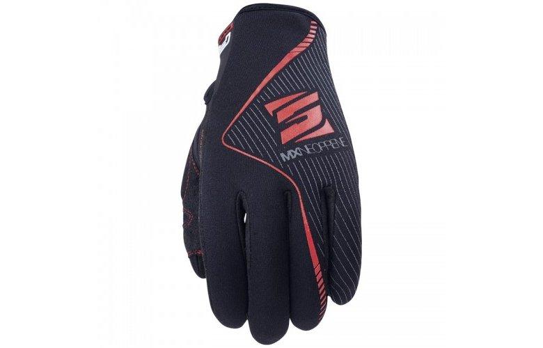 Γάντια Five Mx Neoprene μαύρο