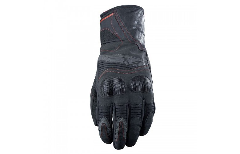 Γάντια Five Wfx2 μαύρο-κόκκινο