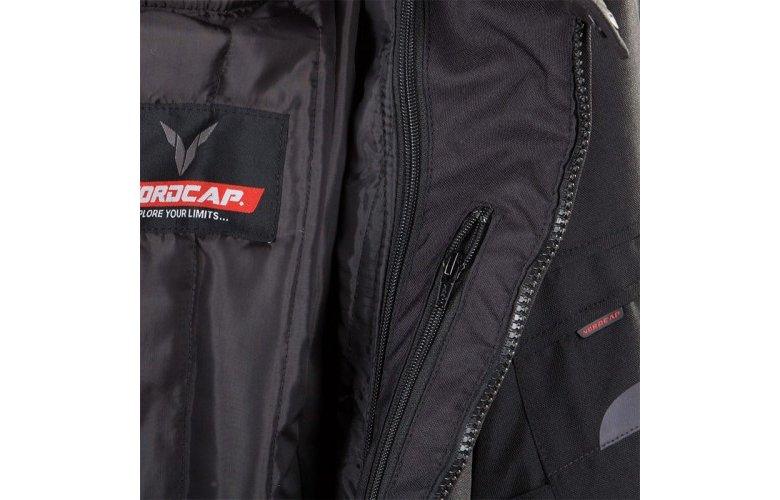 Μπουφάν Nordcap Monza II μαύρο