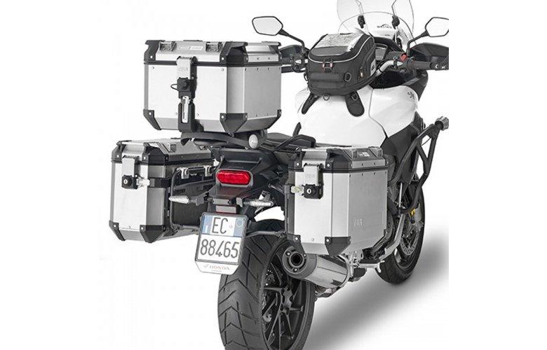Βάσεις πλαϊνών βαλιτσών OBK PL1139CAM_CROSSRUNER 800'15 Honda Givi