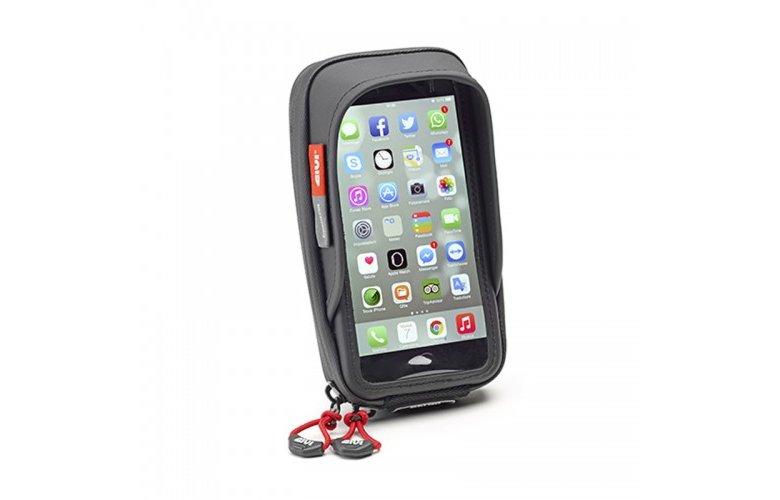Βάση τιμονιού S957B για GPS, iphone 6 plus, note 4 GIVI