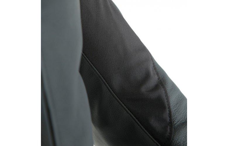 ΜΠΟΥΦΑΝ ΔΕΡΜΑΤΙΝΟ DAINESE AGILE BLACK-MATT/CHARCOAL-GRAY