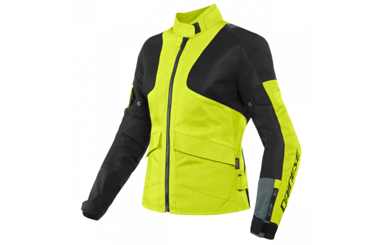 ΜΠΟΥΦΑΝ DAINESE AIR TOURER LADY FLUO-YELLOW/EBONY/BLACK