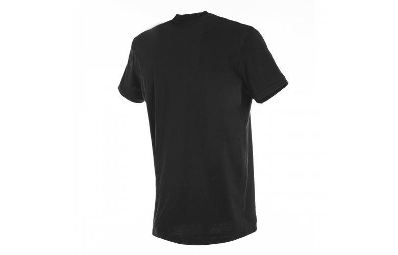 ΜΠΛΟΥΖΑΚΙ DAINESE T-SHIRT BLACK / WHITE ΜΑΥΡΟ ΛΕΥΚΟ