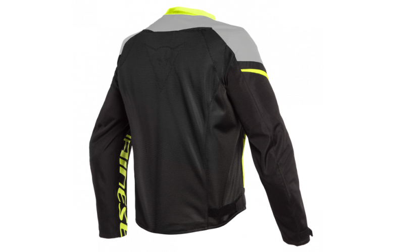 ΜΠΟΥΦΑΝ DAINESE BORA AIR TEX BLACK/MAGNESIO MATT/FLUO-YELLOW