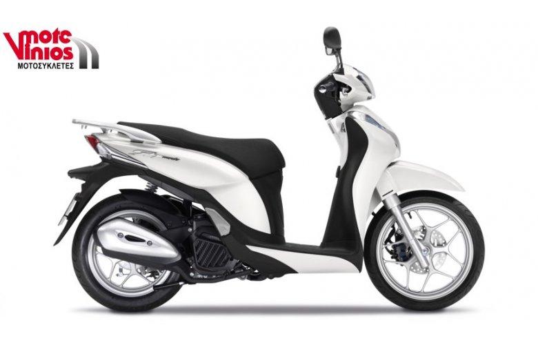 Honda SH125 Mode