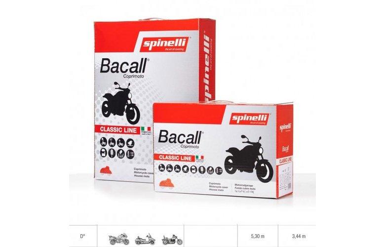 Κάλυμμα moto Spineli LINEA BASIC B1+CASE