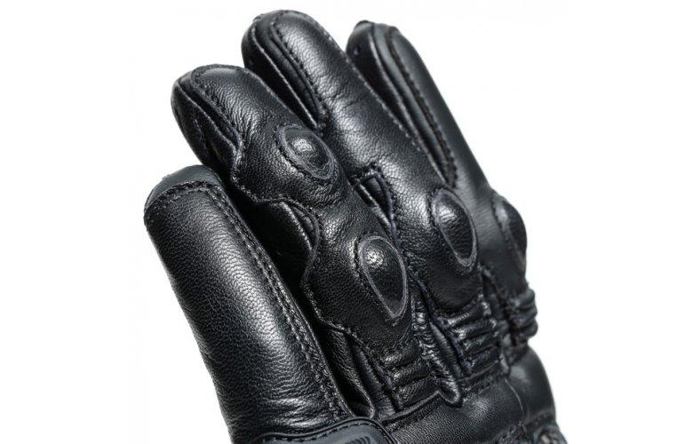 DAINESE Racing Γάντια Long Carbon 3 Black / Black