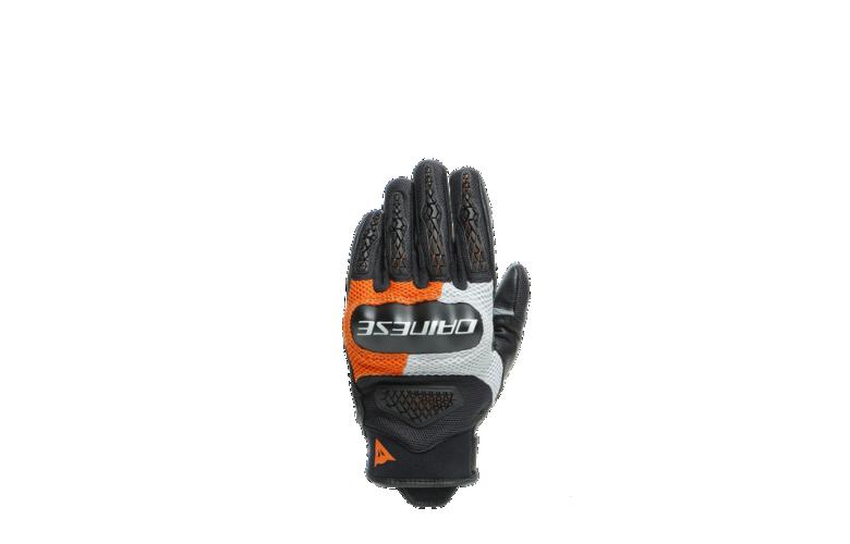 ΓΑΝΤΙΑ DAINESE D-EXPLORER 2 GLACIER-Gray/Orange/Black