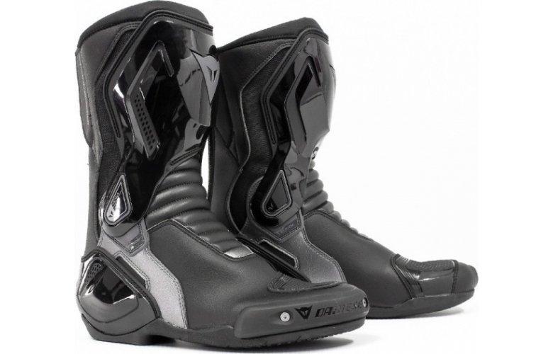 Μπότες DAINESE Nexus D-WP BLACK / ANTHRACITE ΜΑΥΡΕΣ ΑΝΘΡΑΚΙ