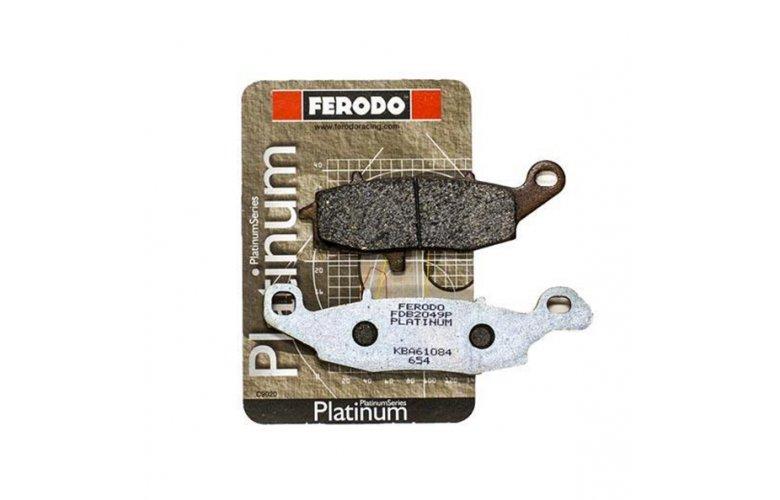 Σετ Τακάκια Μοτοσυκλέτας FERODO FDB2049P (FD0227)