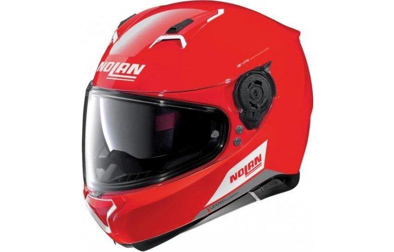 ΚΡΑΝΟΣ Nolan N87 Emblema N-Com 75 Corsa Red