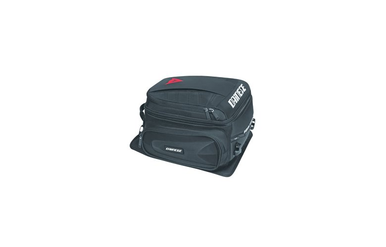 ΣΑΚΙΔΙΟ Dainese D-TAIL Motorcycle Bag STEALTH-BLACK ΜΑΥΡΟ