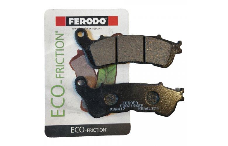 Σετ Τακάκια scooter FERODO FDB2196EF (FD0385) HONDA SH 125i (JF23) / SH 150i (KF10) / SH 300i (NF02) / 200 BURGMAN