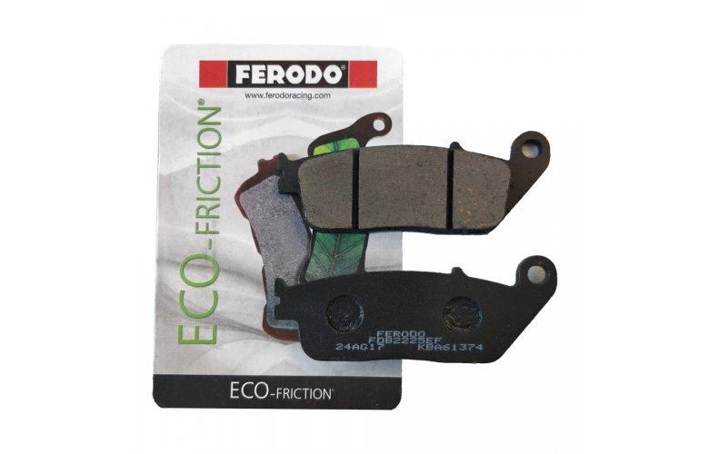 ΣΕΤ ΤΑΚΑΚΙΑ ΓΙΑ SCOOTER FERODO FDB2225 ECO FRICTION