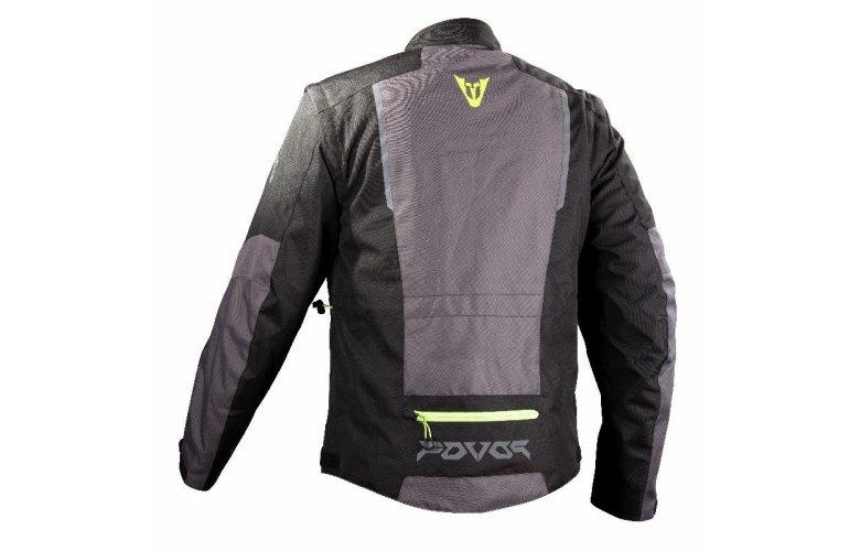 Μπουφάν Off-Road Fovos Pindos Black/Dark Grey